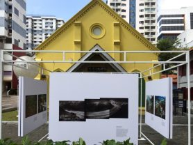 @EverydayClimateChange on display at Objectifs in Singapore. Photos by Emmeline Yong, @emmeyong